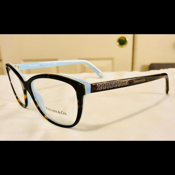 235d68364c NWOT Tiffany   Co. TF 2121 Havana RX Optical Frame.  M 5b60d5c59e6b5b7a284cf450